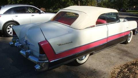 1955 Packard Caribbean for sale in Cadillac, MI