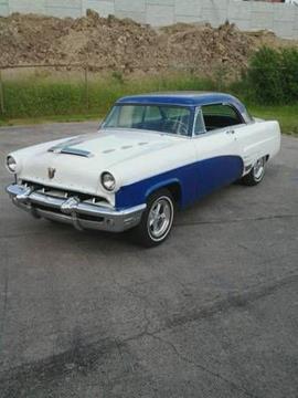 1953 Mercury Monterey for sale in Cadillac, MI
