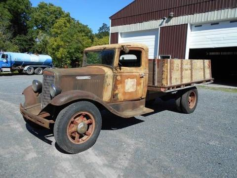1936 International Stake Truck for sale in Cadillac, MI
