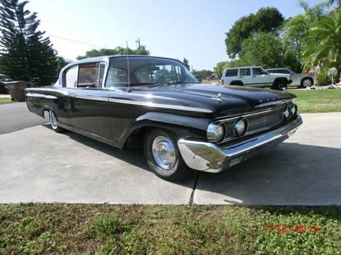 1960 Mercury Monterey for sale in Cadillac, MI