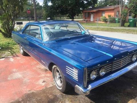 1965 Mercury Marauder for sale in Cadillac, MI