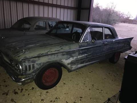 1961 Mercury Comet for sale in Cadillac, MI