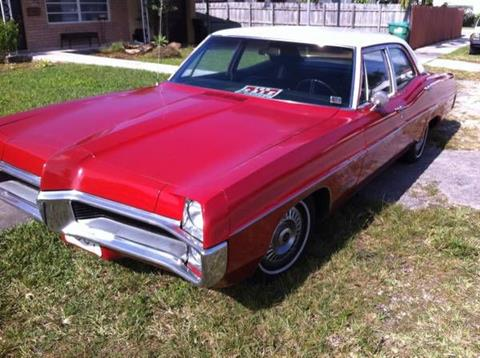 1967 Pontiac Catalina for sale in Cadillac, MI