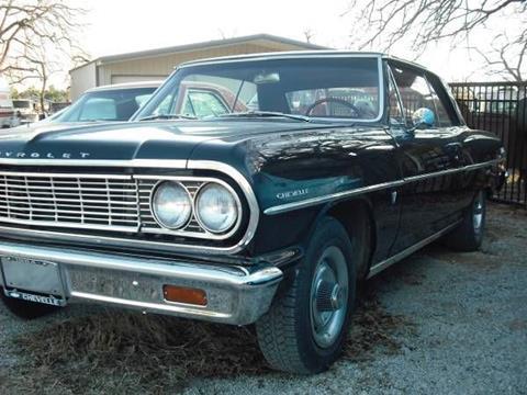 1964 Chevrolet Chevelle for sale in Cadillac, MI