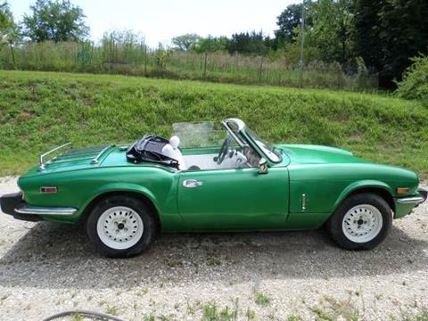 1978 Triumph Spitfire for sale in Cadillac, MI
