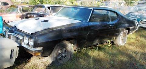 1970 Pontiac Tempest for sale in Cadillac, MI