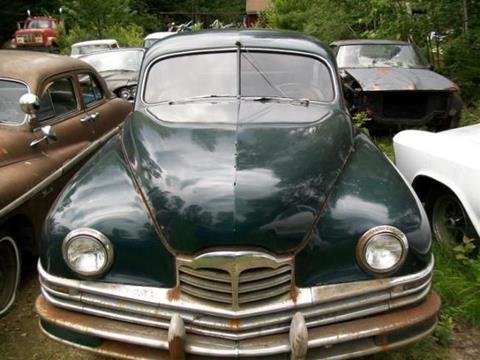 1948 Packard Coupe