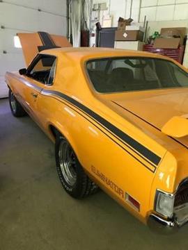 1970 Mercury Cougar for sale in Cadillac, MI