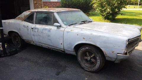 1966 Pontiac Tempest for sale in Cadillac, MI