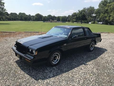 1987 Buick Grand National for sale in Cadillac, MI
