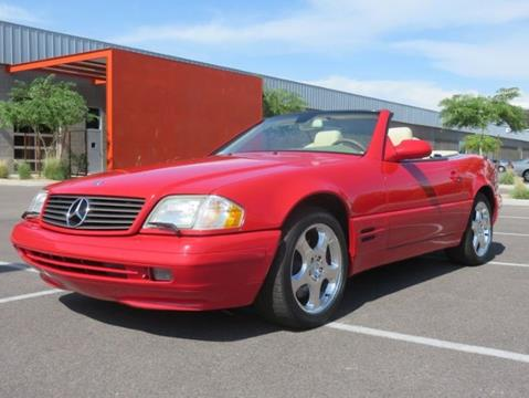 1999 Mercedes-Benz 500-Class for sale in Cadillac, MI