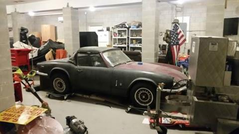 1980 Triumph Spitfire for sale in Cadillac, MI