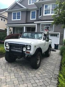 1976 International Scout II for sale in Cadillac, MI