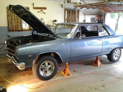 1965 Chevrolet Chevelle for sale in Cadillac, MI
