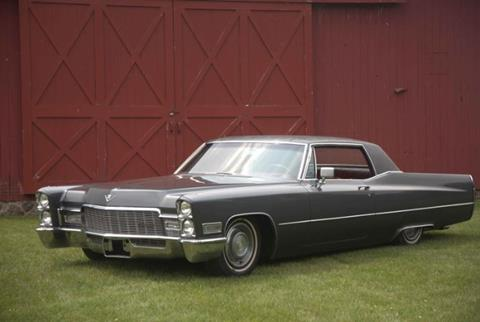 1968 Cadillac DeVille for sale in Cadillac, MI