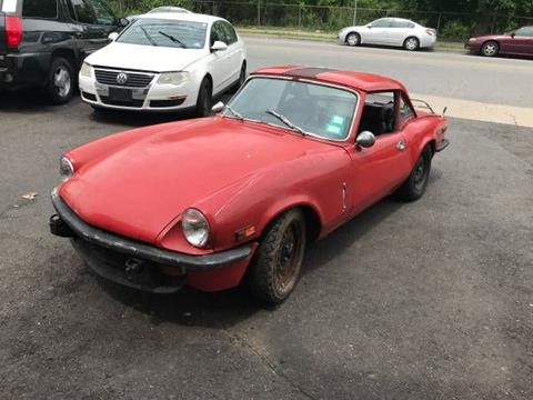 1974 Triumph TR7 for sale in Cadillac, MI