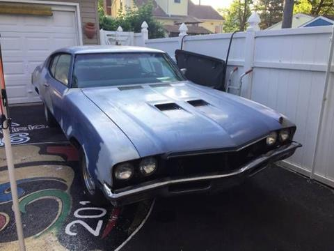 1972 Buick Gran Sport for sale in Cadillac, MI