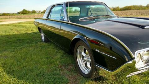 1962 Ford Thunderbird for sale in Cadillac, MI