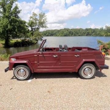 Volkswagen thing for sale carsforsale 1973 volkswagen thing for sale in cadillac mi altavistaventures Gallery