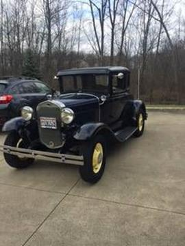 1930 Ford Model A for sale in Cadillac, MI