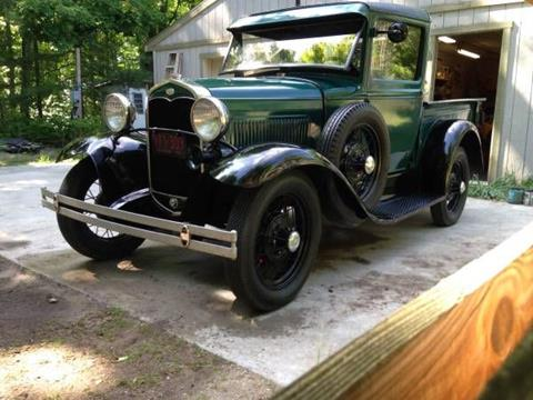 1931 Ford F-100 for sale in Cadillac, MI