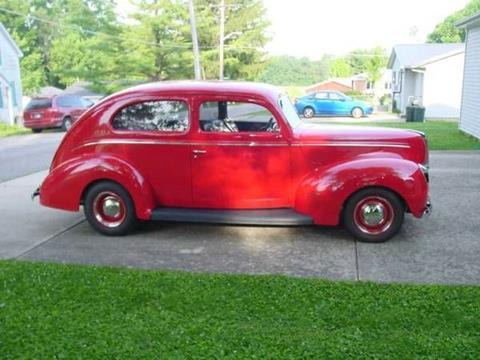 1939 Ford Tudor for sale in Cadillac, MI