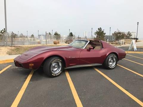 1976 Chevrolet Corvette for sale in Cadillac, MI