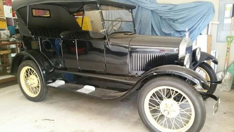 1926 Ford Model T for sale in Cadillac, MI