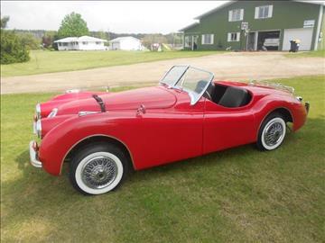 1952 Jaguar XK for sale in Cadillac, MI