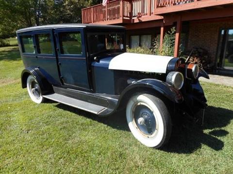 1925 Hudson Sedan