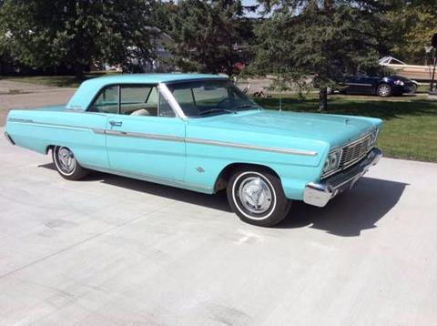 1965 Ford Fairlane 500 for sale in Cadillac, MI