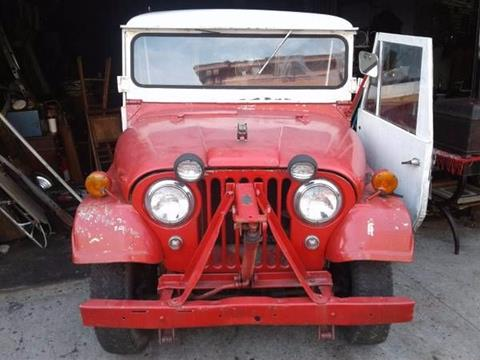 1961 Jeep Willys for sale in Cadillac, MI
