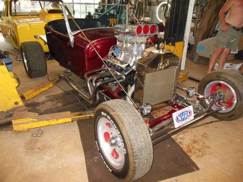 1927 Ford Model T for sale in Cadillac, MI