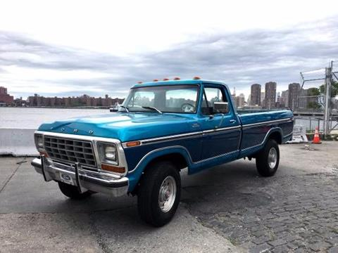 1978 Ford F-250 for sale in Cadillac, MI