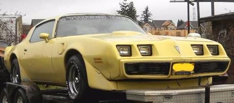 1979 Pontiac Trans Am for sale in Cadillac, MI