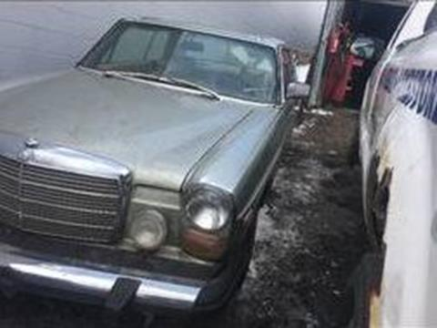 1976 Mercedes-Benz 280-Class for sale in Cadillac, MI
