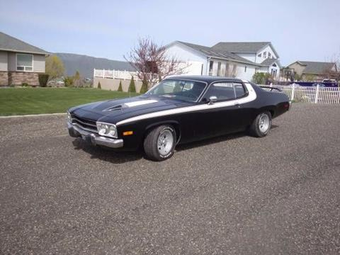 1973 Plymouth Roadrunner for sale in Cadillac, MI