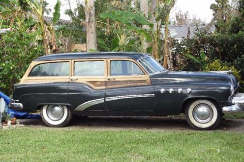 1952 Buick Roadmaster for sale in Cadillac, MI