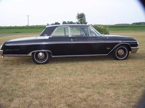 1962 Ford Galaxie for sale in Cadillac, MI
