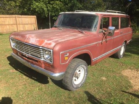 1975 International Travelall for sale in Cadillac, MI