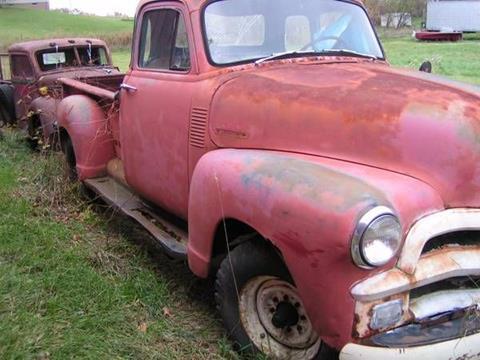 1954 Chevrolet 3100 for sale in Cadillac, MI