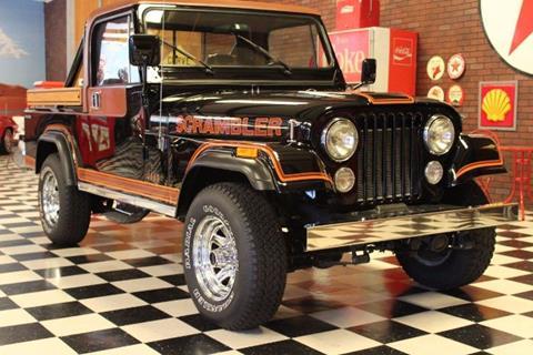 1982 Jeep Scrambler for sale in Cadillac, MI