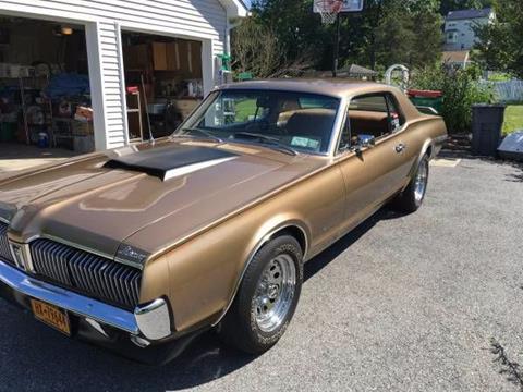 1967 Mercury Cougar for sale in Cadillac, MI