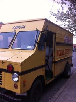 1971 International Box Van for sale in Cadillac, MI