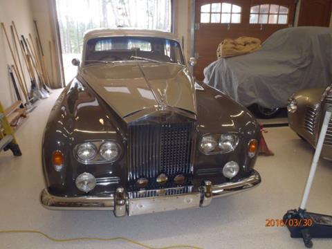 1963 Rolls-Royce Silver Cloud 3 for sale in Cadillac, MI