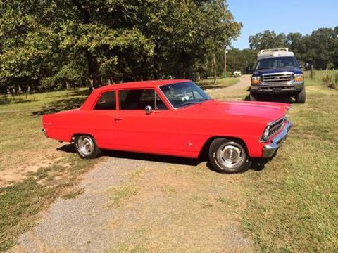 1967 Chevrolet Nova for sale in Cadillac, MI