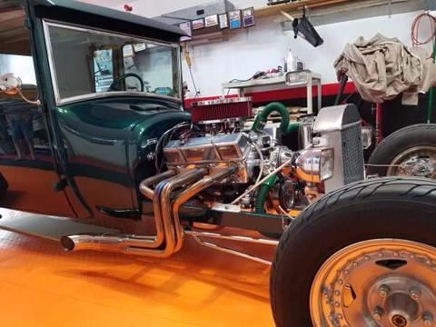 1927 Ford Model A for sale in Cadillac, MI