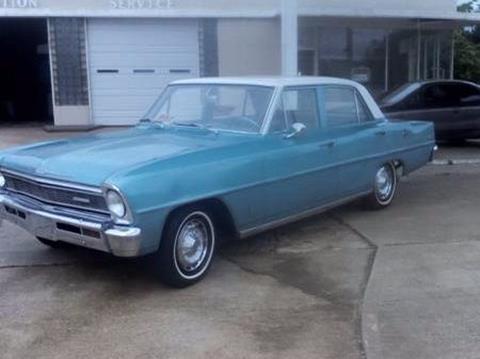 1966 Chevrolet Nova for sale in Cadillac, MI