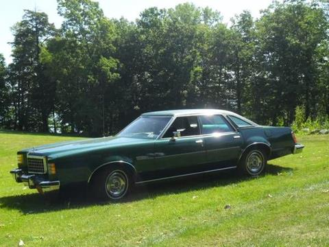 1977 Ford LTD for sale in Cadillac, MI