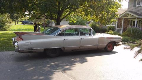 1960 Cadillac Series 62 for sale in Cadillac, MI